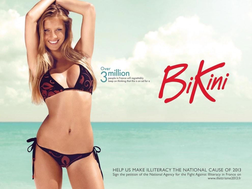 Best Sarasota advertising and marketing agency bikini graphic