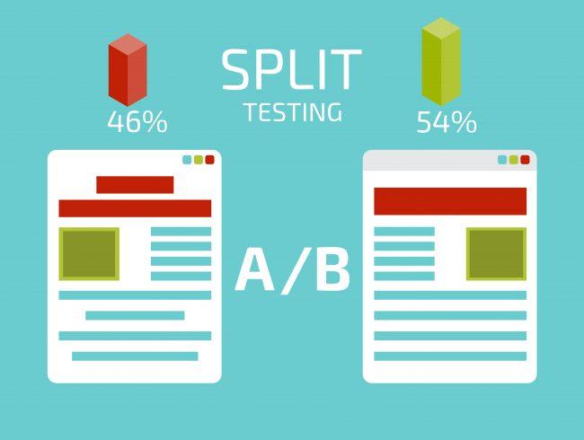 A/B Ad Testing