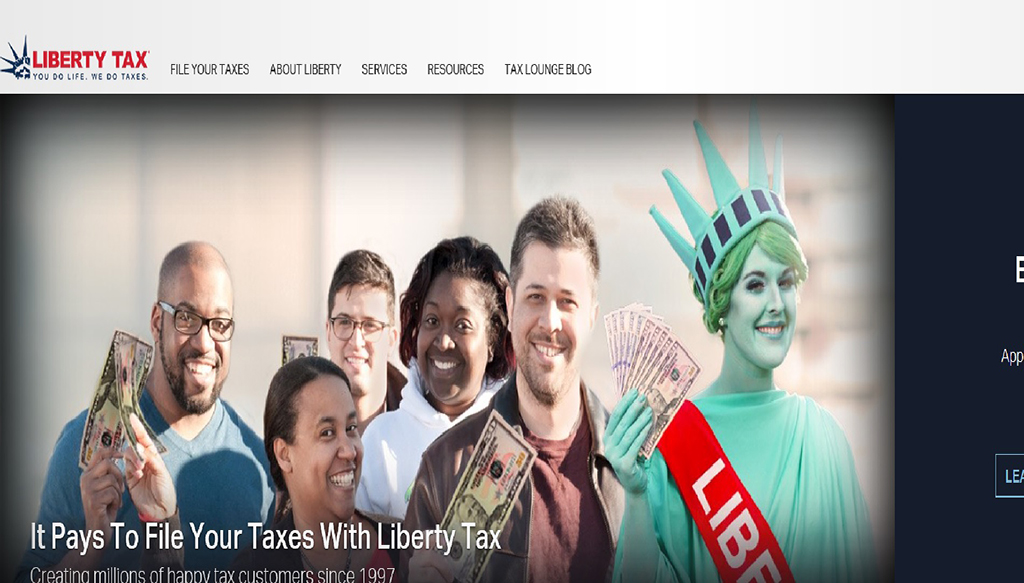 Monthly SEO Audit Report Liberty Tax